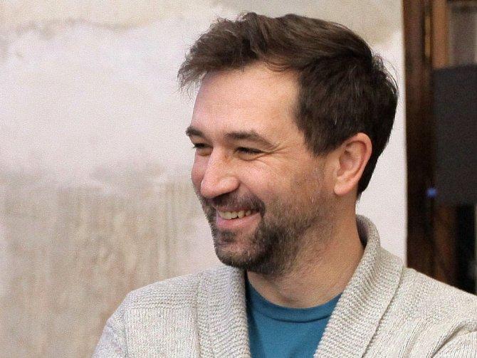 Ondřej Sokol je uměleckým šéfem Činoherního klubu.