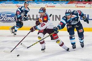 Bílí Tygři Liberec a HC Sparta
