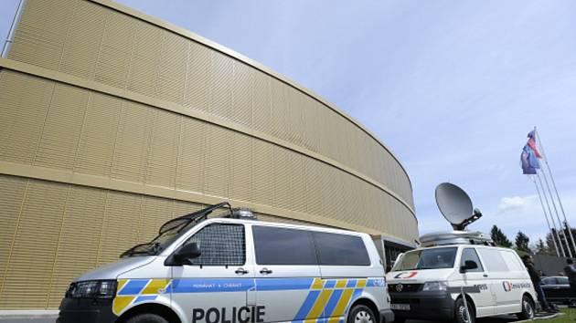 Policie zasahovala v sídle FAČR.