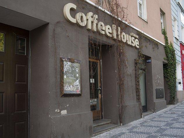 Moje místa Ondřeje Holby, Coffee Source, Praha, 2.5.2017