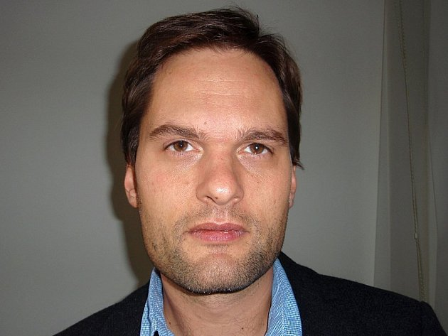 Martin Červený.