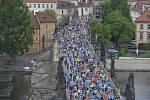 Pražský maraton, mezinárodní závod a MČR, 5. května 2019 v Praze.