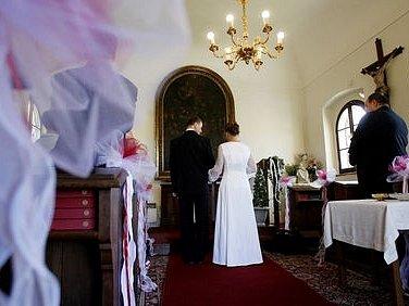VYDRŽÍ? Šanci má každé třetí manželství./Ilustrační foto