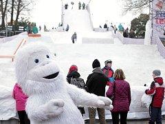 Olympijský park fungoval na Letenské pláni v Praze od 7. do 23. února 2014, souběžně se zimní olympiádou v ruské Soči. Zavítalo do něj zhruba 400 tisíc návštěvníků.