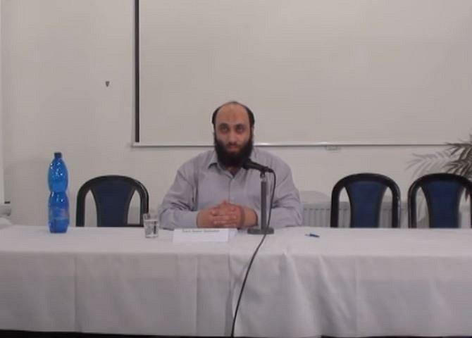 Bývalý pražský imám Sámer Shehadeh.