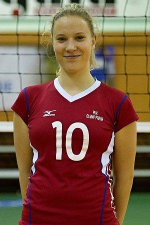 Marie Kurková.