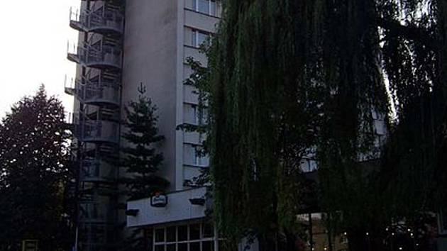Hotel Juno. Ilustrační foto.