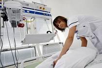 NOVÉ PRACOVIŠTĚ. Rekonstrukci uvítají především pacienti, kteří už nebudou muset chodit kvůli různým vyšetřením na několik míst.