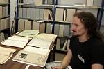 Den otevřených dveří v Archivu bezpečnostní složek v Praze 1.