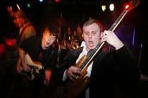 Rock Café je u hudebníků oblíbené.