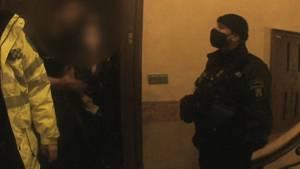 Pražští strážníci zasahovali při rušení nočního klidu
