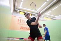 V dubnu čeká Prahu squashový svátek: mistrovství Evropy juniorů.