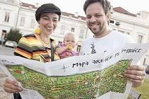 SIMONU BABČÁKOVOU David Kašpar zlákal, aby na Babím létě pořádala komentované cyklojízdy.