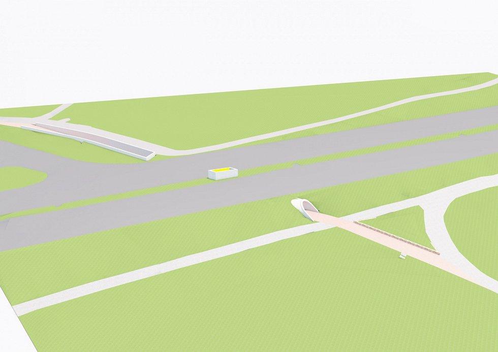 Na Strakonické vznikne podchod, řidiči nebudou muset prudce zpomalovat kousek před dálnicí D4.