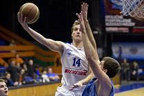 Basketbalisté USK podlehli Prostějovu 75:86.