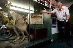 Zároveň bylo slavnostně otevřeno klubové muzeum s hráčskými relikviemi.