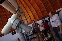 Rok 2009 vyhlásily mezinárodní organizace UNESCO a valné shromáždění OSN jako Mezinárodní rok astronomie. Ve stejném roce vznikne v Praze muzeum Jonannese Keplera./Ilustrační foto