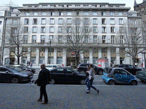 KB prodá svou budovu v centru Prahy v ulici Na Příkopě.