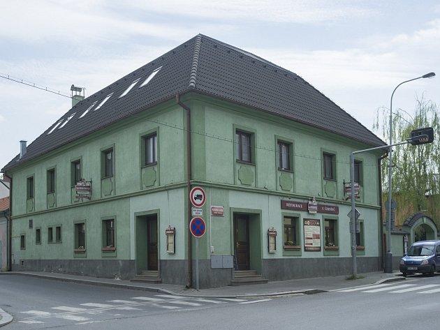 Moje místa Anny Slováčkové, Vinoř, restaurace UČermínů, 21.4.2017