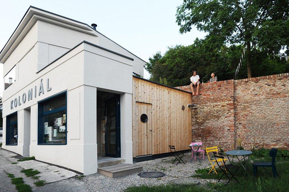 Nominace na České ceny za architekturu. Revitalizace osady Buďánka - Koloniál od Lennox architekti.