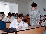 Romští studenti. Ilustrační foto.
