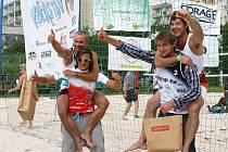 Vítězové plážového Ideastavu