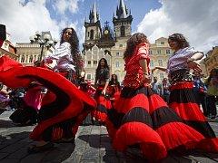 Začal romský festival Khamoro