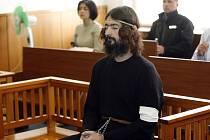 U SOUDU. Timur Treťjakov byl odsouzený za vraždu a pokus o ní.