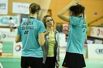 Badmintonová trenérka a funkcionářka Markéta Osičková prožívá se svým milovaným sportem těžké období.