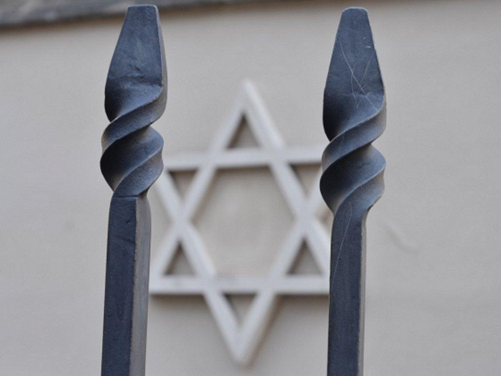 Pinkasova synagoga.