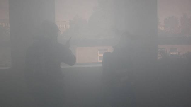 Nepozorným kuchařkách hořelo při vaření. Škoda se vyšplhala na 50 tisíc