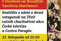 Tančírna - soutěž.