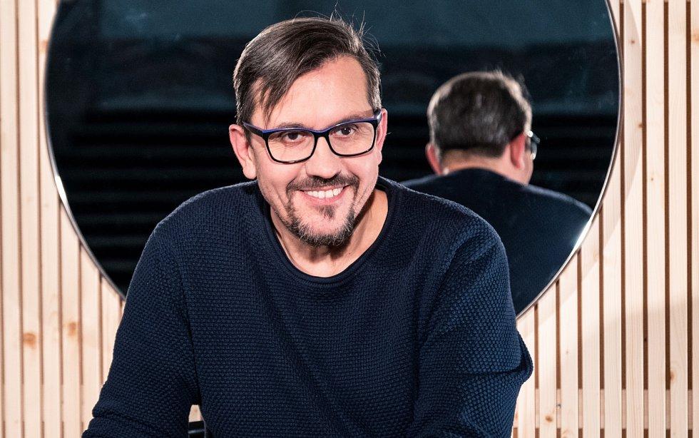 Umělecký šéf Městských divadel pražských Michal Dočekal