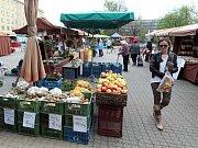 Farmářské trhy, ilustrační foto