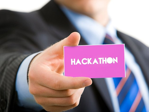 Hackathon. Ilustrační foto.