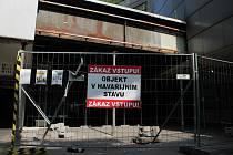 Opravy terasy u metra Budějovická začnou ještě v roce 2019.