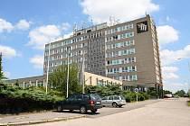 Areál zkrachovalého podniku Mototechna.