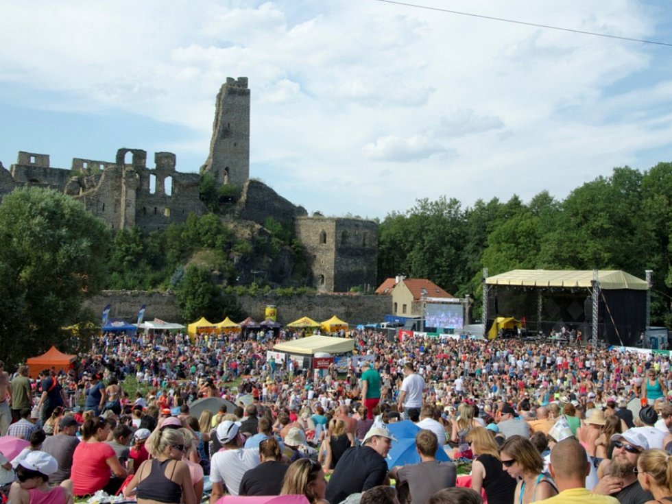 Festival Okoř.