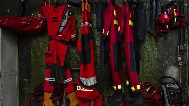 Nová hasičská základna v Argentinské bude stát 357 milionů korun.