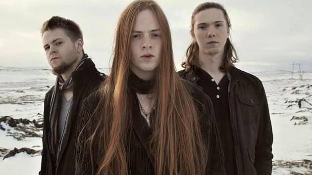 Islandská rocková kapela The Vintage Caravan.