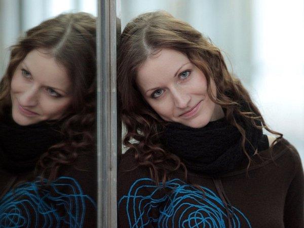 Klavíristka Eva Hutyrová.