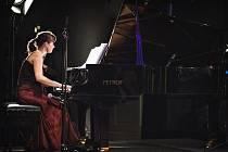 Pianista roku 2016: Iva Bartošová v prvním kole soutěže.