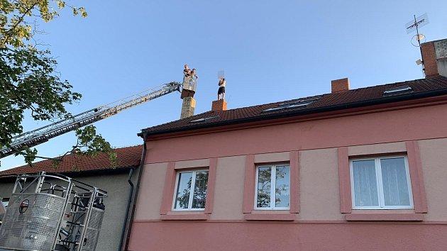 Vyjednávání se sebevrahem v Praze