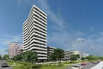 V Ďáblicích chce developer postavit výškové budovy. Občané proti tomu bojují.