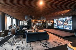 Čerstvé trendy. Coworkingová centra jako holešovické Business Link Visionary jsou také místem, kde se představují technologické inovace a novinky z různých oborů.