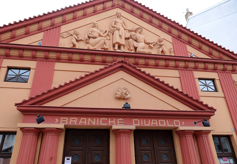 Branické divadlo.