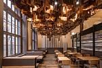 Na Masarykově nádraží se otevřela restaurace navazující na císařskou tradici.