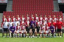 Fotbalisté Slavie budou chtít napravit nepříliš povedené minulé sezony.