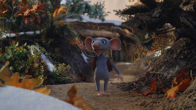 Strahovské kino v sobotu promítá nový úžasný český animovaný film Myši patří do nebe.