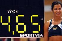 Překoná Kateřina Baďurová vlastní český rekord?